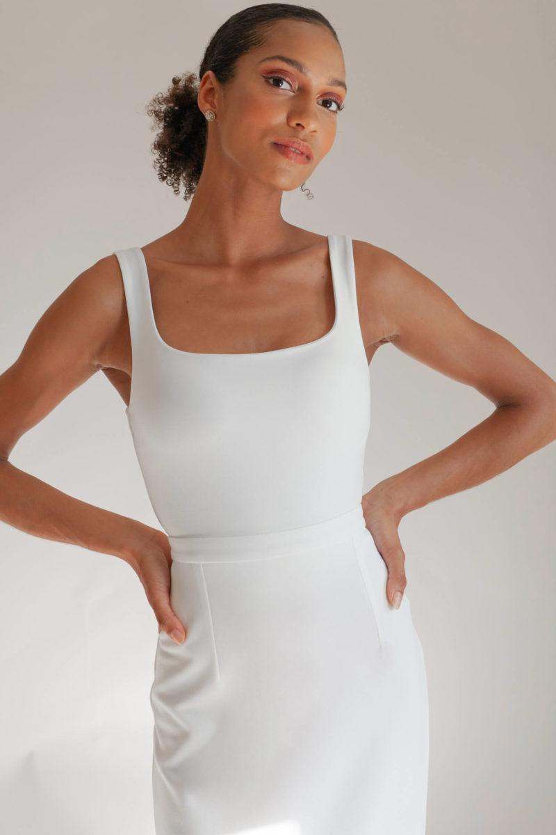 Ash Bodysuit & Portia Skirt