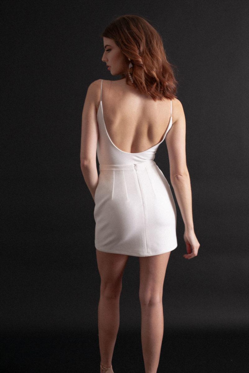 Rowen Bodysuit & Portia Mini Skirt