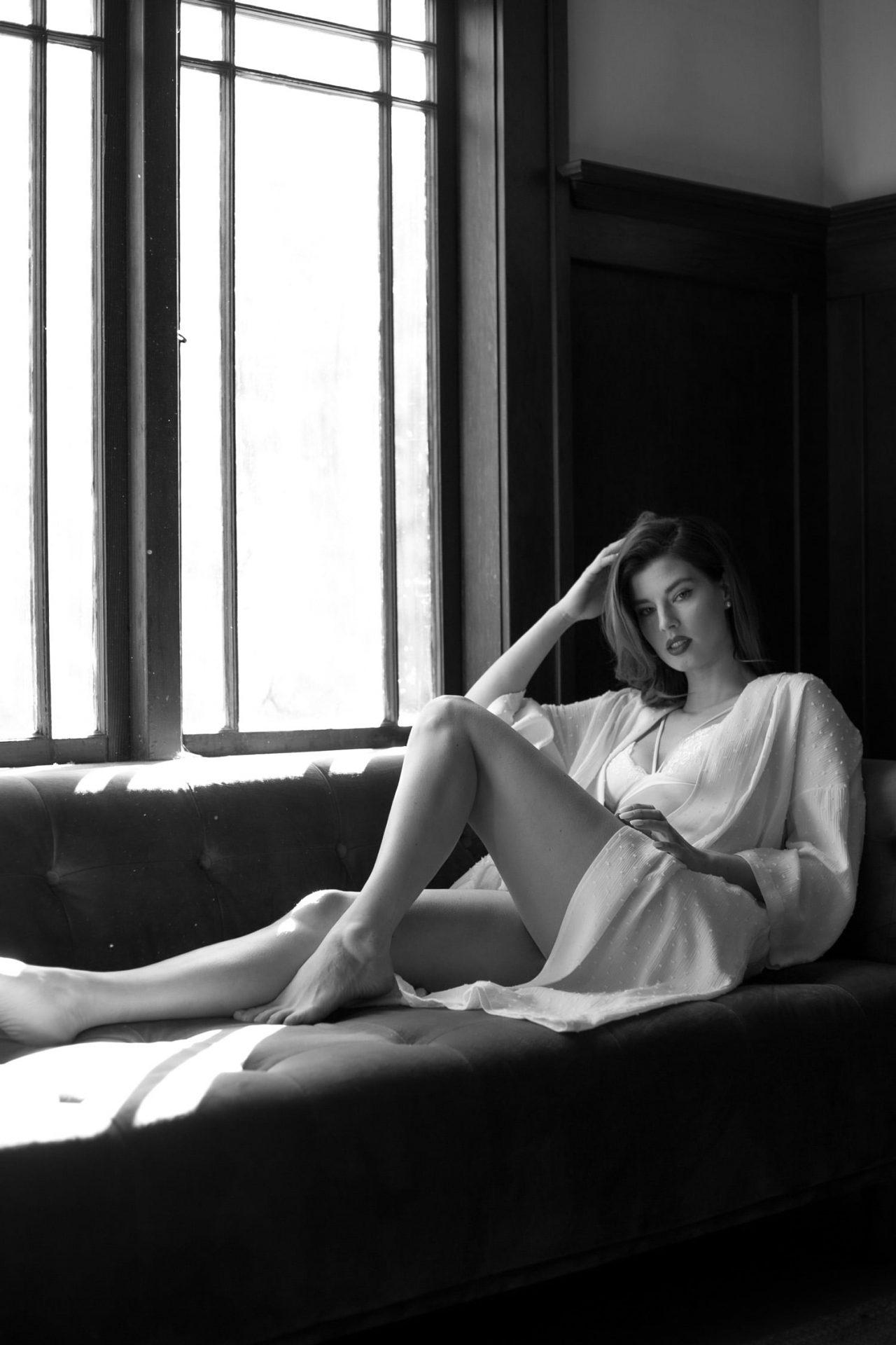 Bridal Separates // Astra Robe